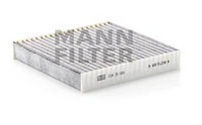 CUK20006 MANN-FILTER Фильтр, воздух во внутренном пространстве