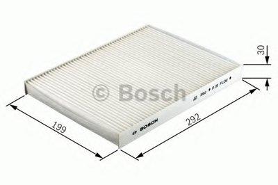 Повітряний фільтр салону 2040 OPEL Astra 1,2-2,2 97-10