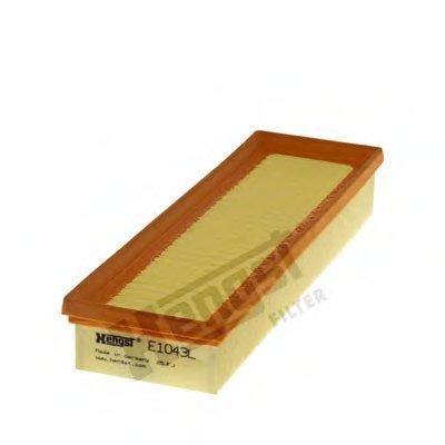 E1043L HENGST FILTER Воздушный фильтр