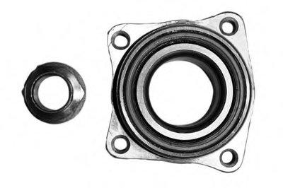 HOWB11733 MOOG Комплект подшипника ступицы колеса