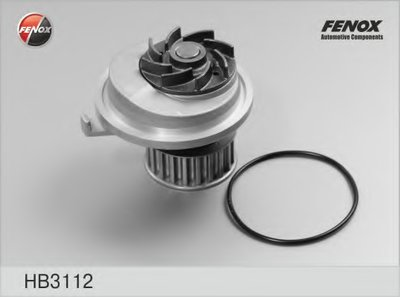 Hb3112_Помпа! 21Z Opel Asconakadett 1.6D 82-91 FENOX HB3112 для авто  с доставкой