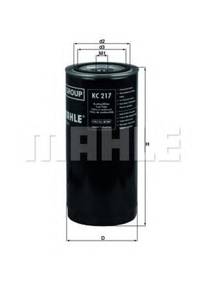 Фильтр топливный высокого давления DAF, Iveco, ...