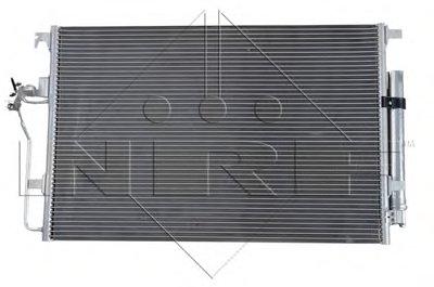 Конденсатор, кондиционер NRF 35849 для авто MERCEDES-BENZ, VW с доставкой-1