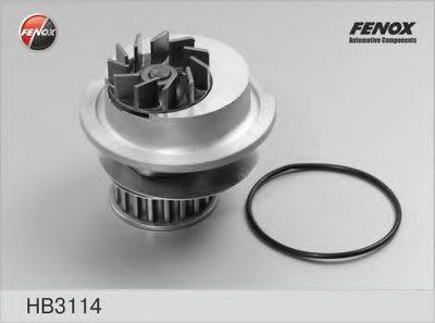 Hb3114_Помпа! Opel Kadettvectraasconacorsa 1.4I1.6Igsi 85-98 FENOX HB3114 для авто OPEL с доставкой
