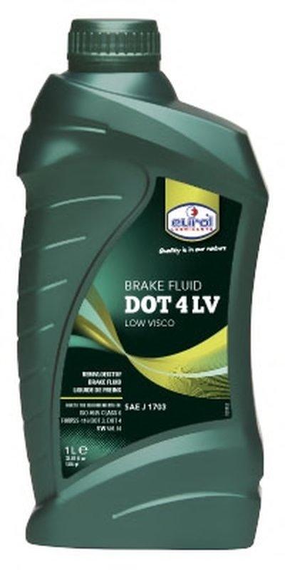 Тормозная жидкость; Тормозная жидкость Eurol Brake Fluid DOT 4 LV EUROL купить