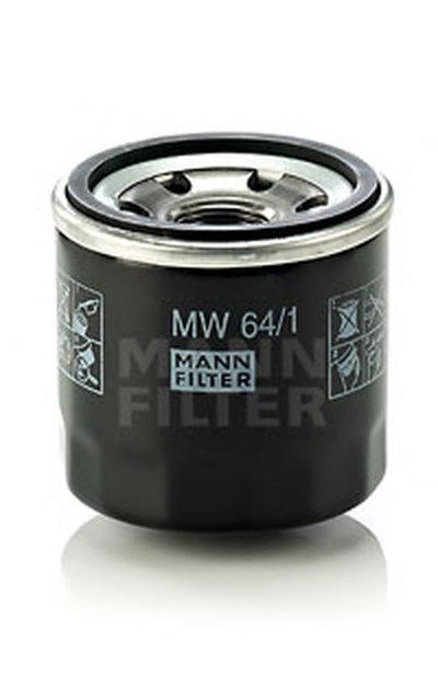 MW641 MANN-FILTER Масляный фильтр