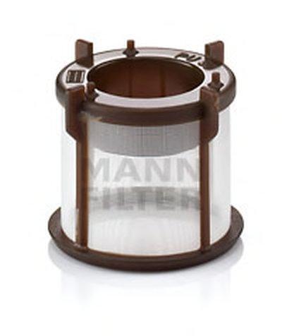 PU50X MANN-FILTER Топливный фильтр