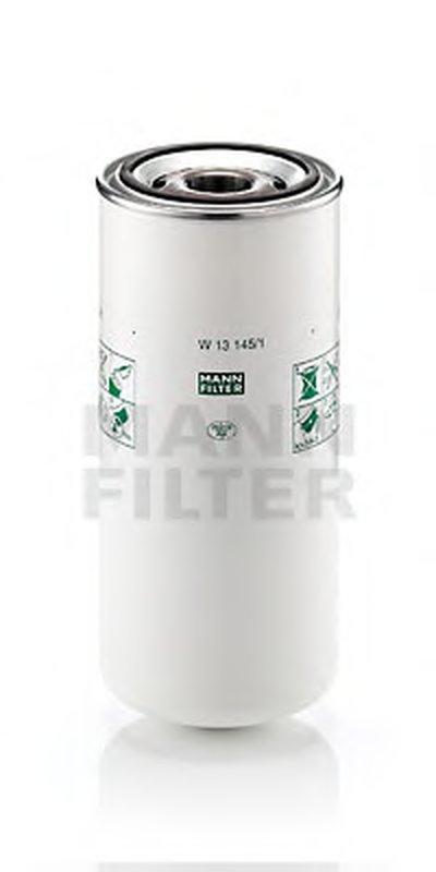 W131451 MANN-FILTER Масляный фильтр