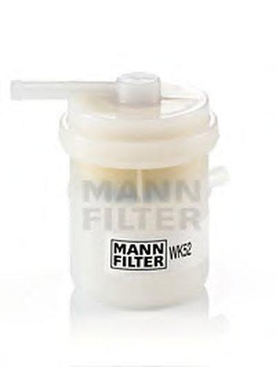 WK52 MANN-FILTER Топливный фильтр