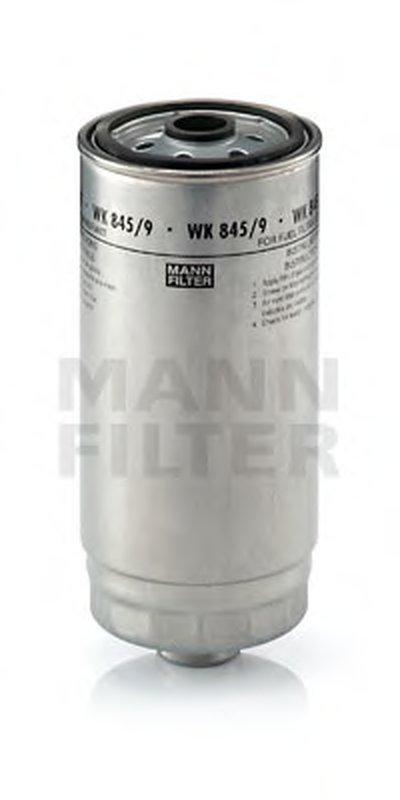 WK8459 MANN-FILTER Топливный фильтр