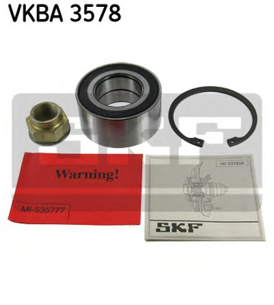 VKBA3578 SKF Комплект подшипника ступицы колеса