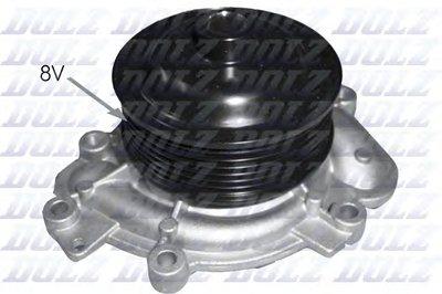 Водяний насос MERCEDES W212/ML/GL/G