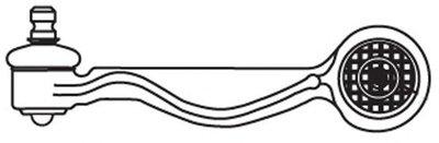 1733 FRAP Рычаг независимой подвески колеса, подвеска колеса
