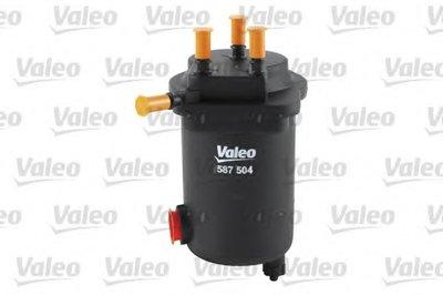 587504 VALEO Топливный фильтр -1