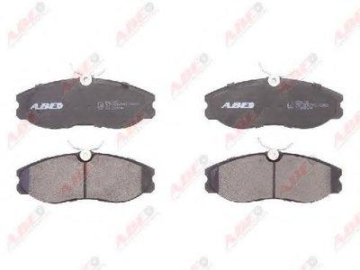 Гальмівні колодки, дискові ABE C11056ABE-1