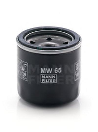 MW65 MANN-FILTER Масляный фильтр