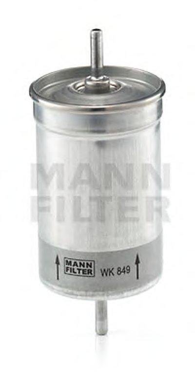 WK849 MANN-FILTER Топливный фильтр