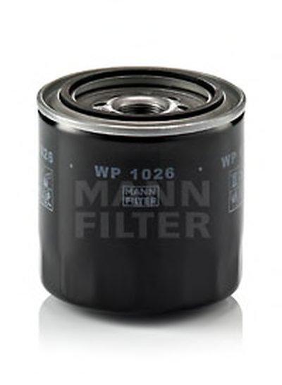 WP1026 MANN-FILTER Масляный фильтр