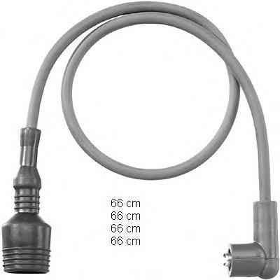 Комплект проводов зажигания BERU купить