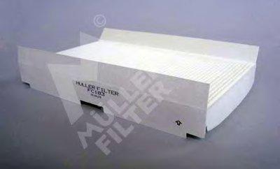 FC183 MULLER FILTER Фильтр, воздух во внутренном пространстве