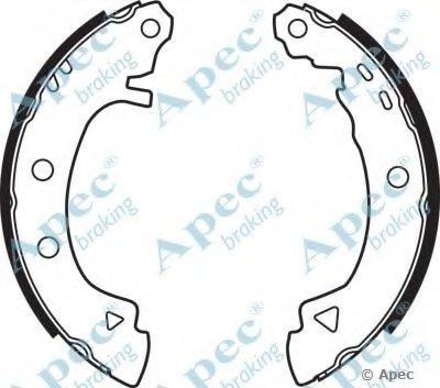 Тормозные колодки APEC braking купить