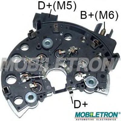 RB26H MOBILETRON Выпрямитель, генератор