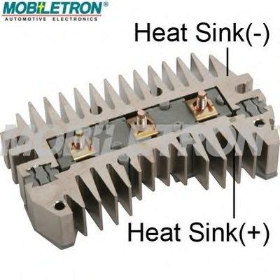 RD17 MOBILETRON Выпрямитель, генератор