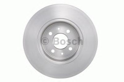 0986479195 BOSCH Тормозной диск-4