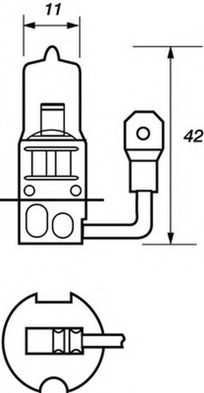 Лампа накаливания, фара дальнего света; Лампа накаливания, основная фара; Лампа накаливания, противотуманная фара; Лампа накаливания, фара с авт. системой стабилизации MOTAQUIP купить