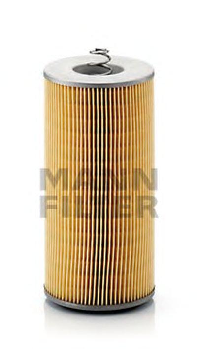 H121102X MANN-FILTER Масляный фильтр