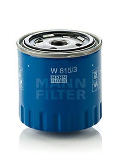 W8153 MANN-FILTER Масляный фильтр