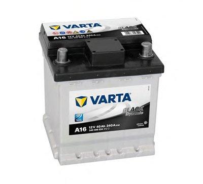 Стартерная аккумуляторная батарея; Стартерная аккумуляторная батарея BLACK dynamic VARTA купить