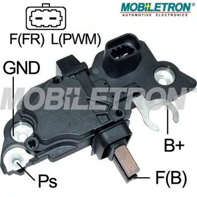 VRB314 MOBILETRON Регулятор генератора