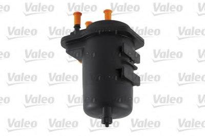 587504 VALEO Топливный фильтр -3