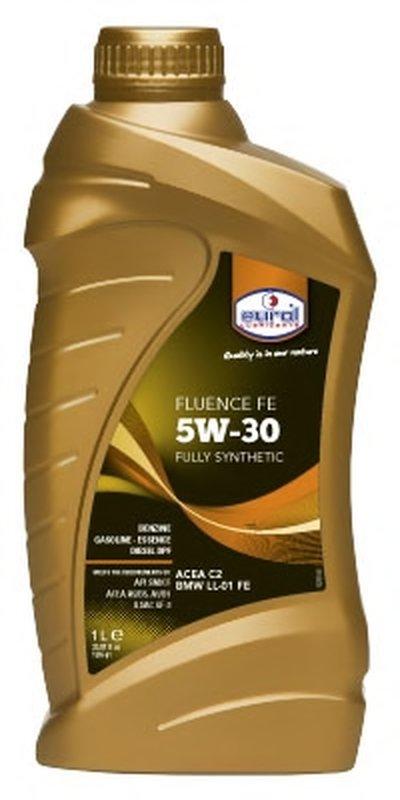 Моторное масло; Моторное масло Eurol Fluence FE 5W-30 EUROL купить