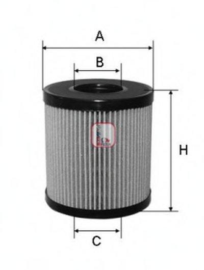 Масляный фильтр SOFIMA купить