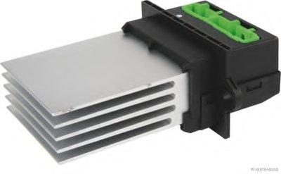 Блок управления, отопление / вентиляция HERTH+BUSS ELPARTS купить