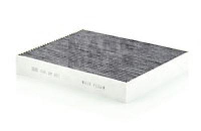 CUK28001 MANN-FILTER Фильтр, воздух во внутренном пространстве