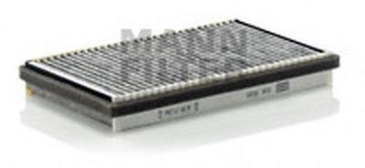 CUK3020 MANN-FILTER Фильтр, воздух во внутренном пространстве