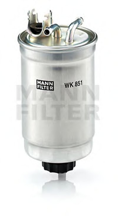 WK851 MANN-FILTER Топливный фильтр