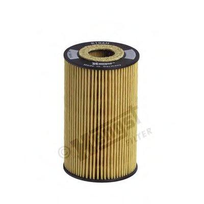 Масляный фильтр HENGST FILTER купить