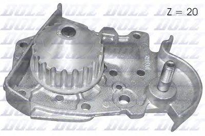 Водяний насос PEUGEOT 206 SW (2E/K) / RENAULT CLIO II (BB0/1/2_, CB0/1/2_) MEGANE I (BA0/1_)