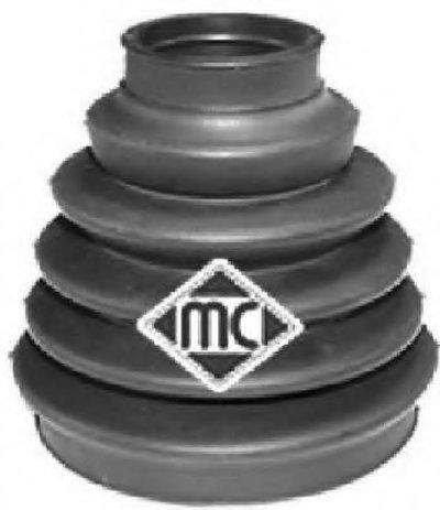 Пыльник ШРУСа наружн (00099) Metalcaucho