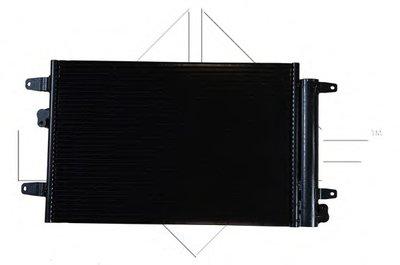 Nrf 35403_Радиатор Кондиционера ! Vw Sharan, Ford Galaxy 1.8-1.9Tdi 95 NRF 35403 для авто FORD, SEAT, VW с доставкой-2