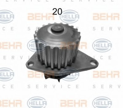Водяной насос BEHR HELLA SERVICE Version ALTERNATIVE BEHR HELLA SERVICE купить