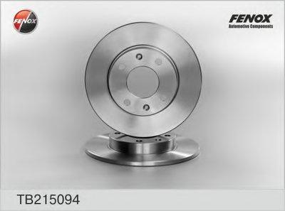 Тормозной диск FENOX купить