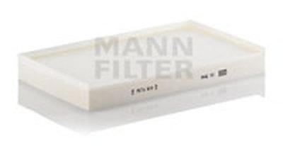 CU3540 MANN-FILTER Фильтр, воздух во внутренном пространстве