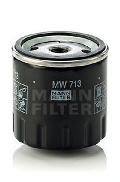 MW713 MANN-FILTER Масляный фильтр
