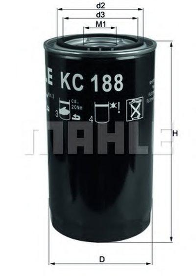 KNECHT KC 188