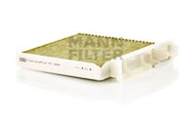 FP1829 MANN-FILTER Фильтр, воздух во внутренном пространстве